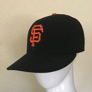 Other - SF Giants official on field cap